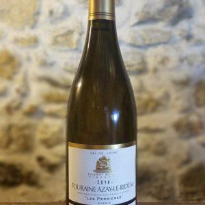 Vin blanc demi-sec de l'appelation Azay-le-Rideau (Domaine Thierry Besard)
