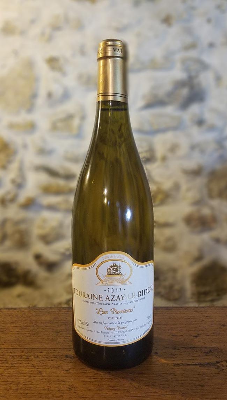 Vin blanc Moelleux Azay-le-Rideau